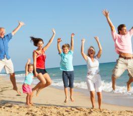 family-beach-trip
