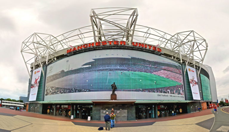 Old Trafford-Manchester-England
