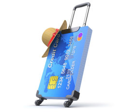 travel credit cards, Credit card