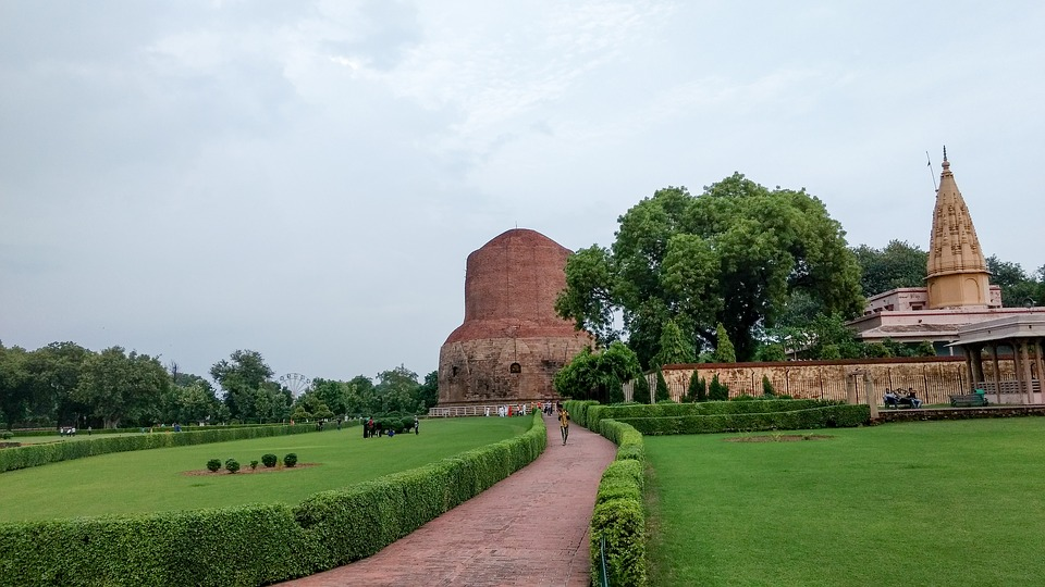 buddhist-pilgrimage-sarnath