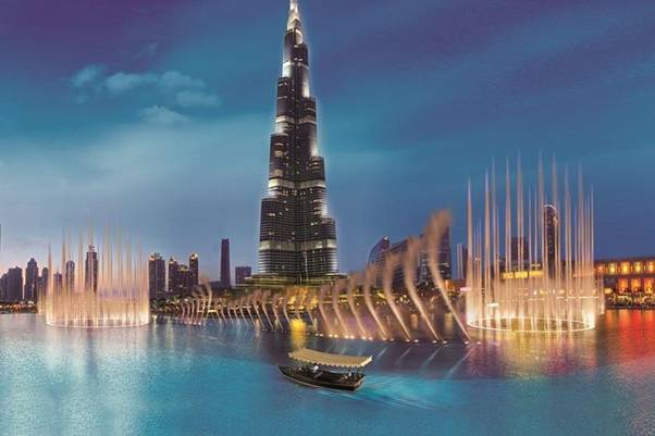 Get Amazing Dubai Tour Package With Roaming Routes